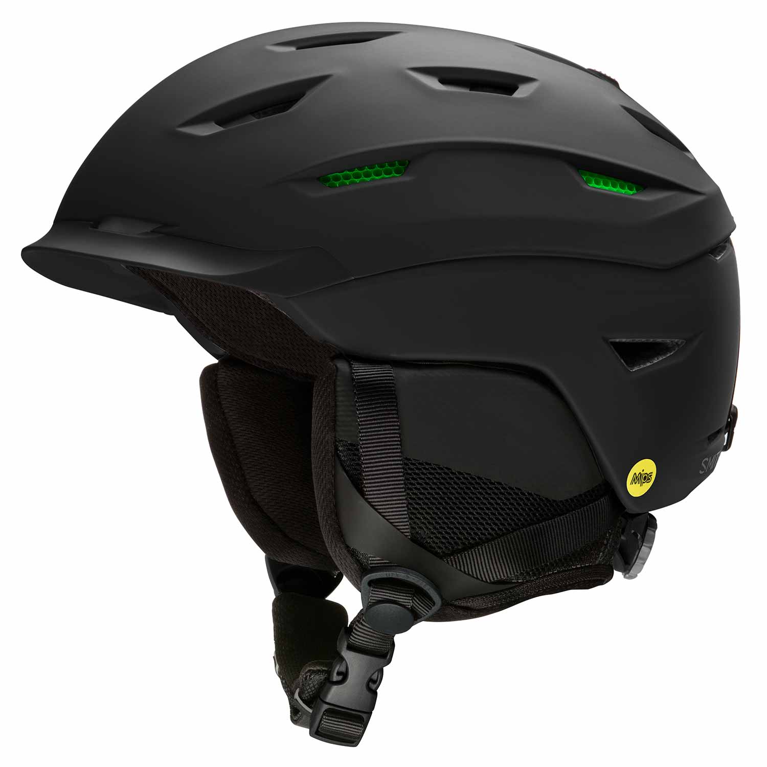 Smith Level MIPS Helmet Matte Black 2020