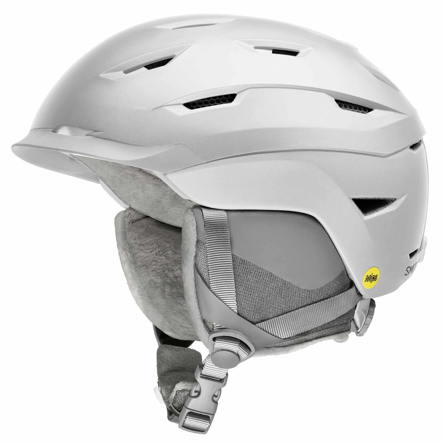 Smith Liberty MIPS Helmet Matte Satin White 2020
