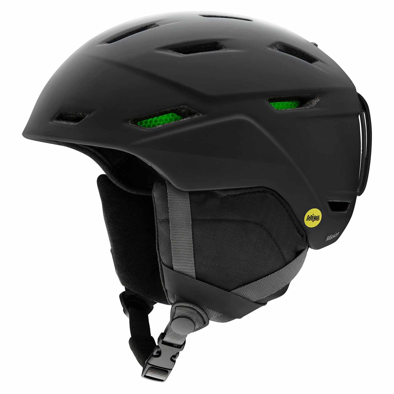 Smith Mission MIPS Helmet Matte Black 2020