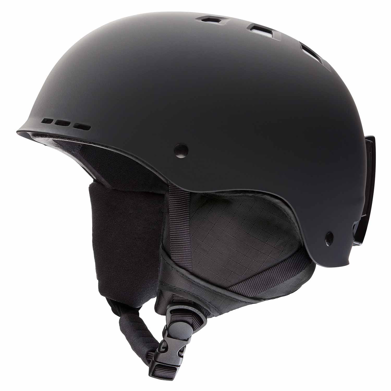 Smith Holt 2 Helmet Matte Black 2020