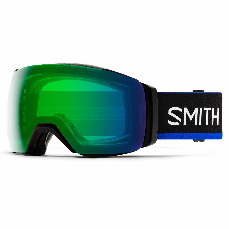 Smith IO Mag XL Goggle Smith x The North Face Blue/Chromapop Everyday Green Mirror 2020
