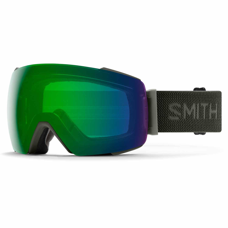 Smith IO Mag Goggle Sage Flood/Chromapop Everyday Green Mirror 2020