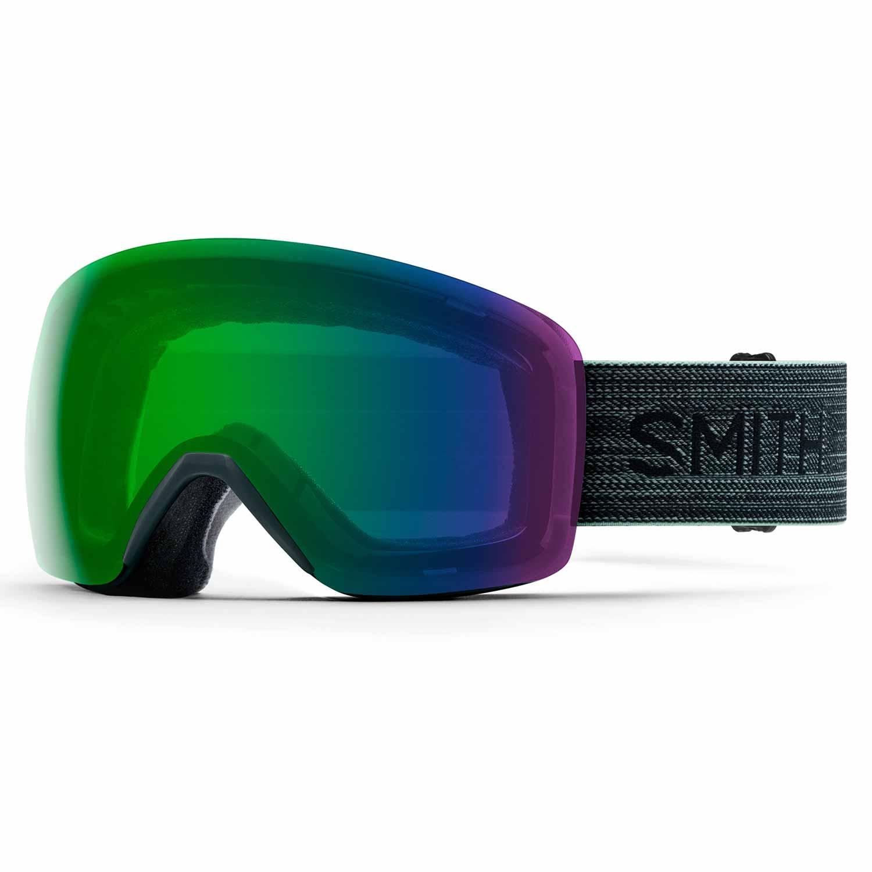 Smith Skyline Goggle Deep Forest/Chromapop Everyday Green Mirror 2020