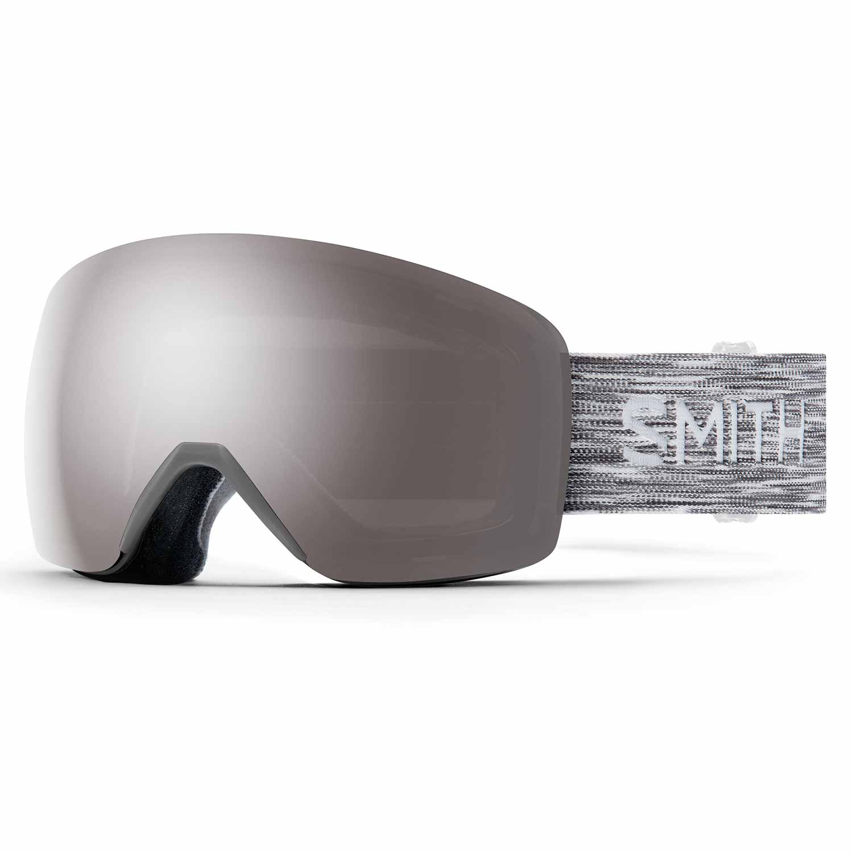 Smith Skyline Goggle Cloudgrey/Chromapop Sun Platinum Mirror 2020