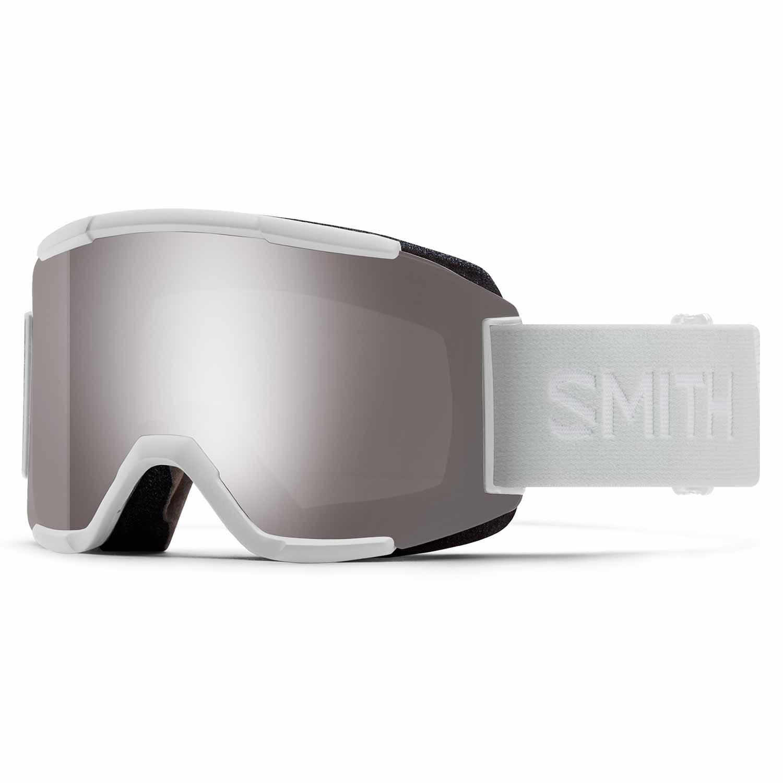 Smith Squad Goggle White Vapor/Chromapop Sun Platinum Mirror 2020