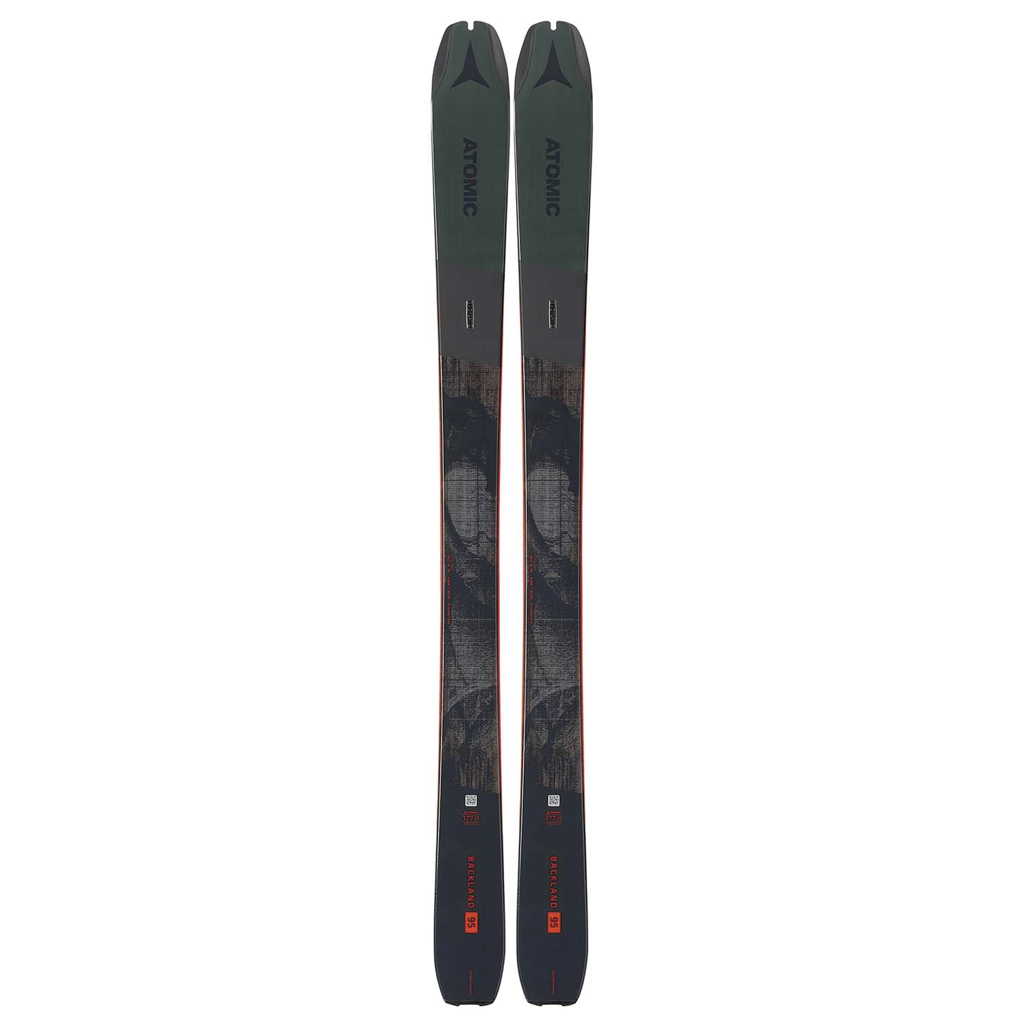 Atomic Backland 95 Ski Hybrid Skin 95 2020