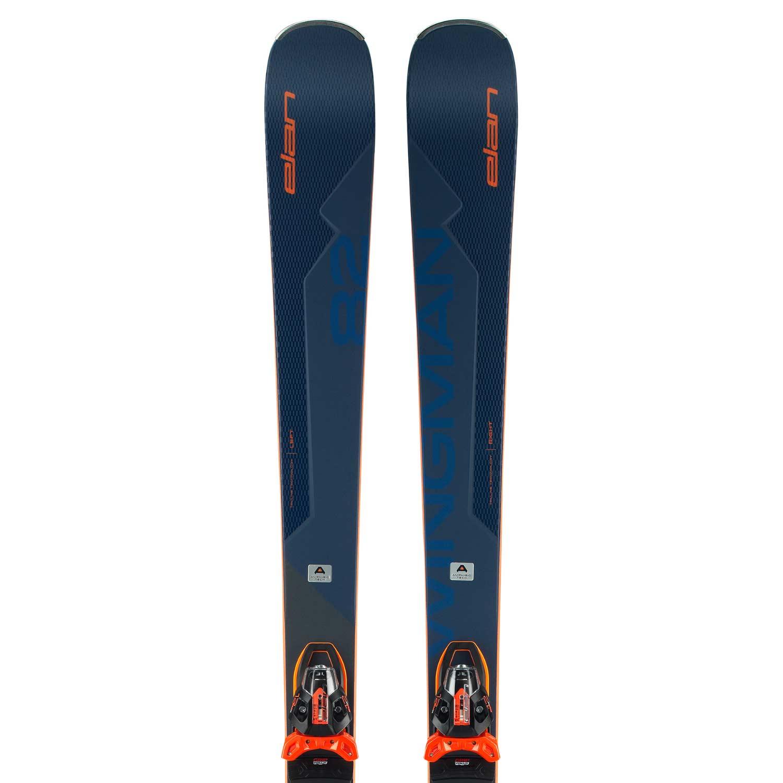 Elan Wingman 82 CTI Ski EMX 12 FusionX Binding 2020