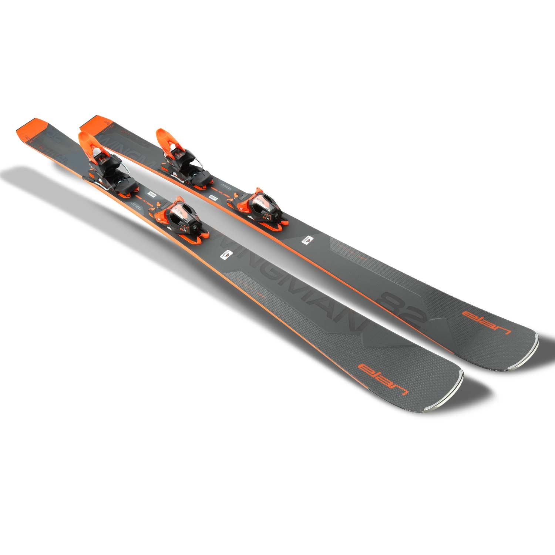 Elan Wingman 82 TI Ski ELX 11 Shift Binding 2020