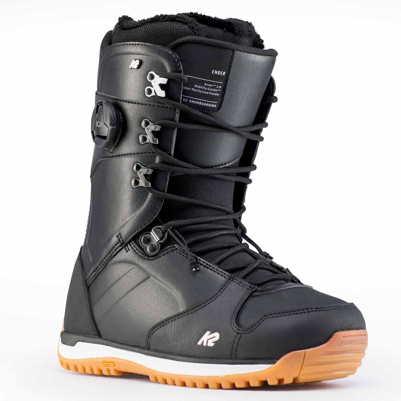K2 Ender Snowboard Boot Black 2020
