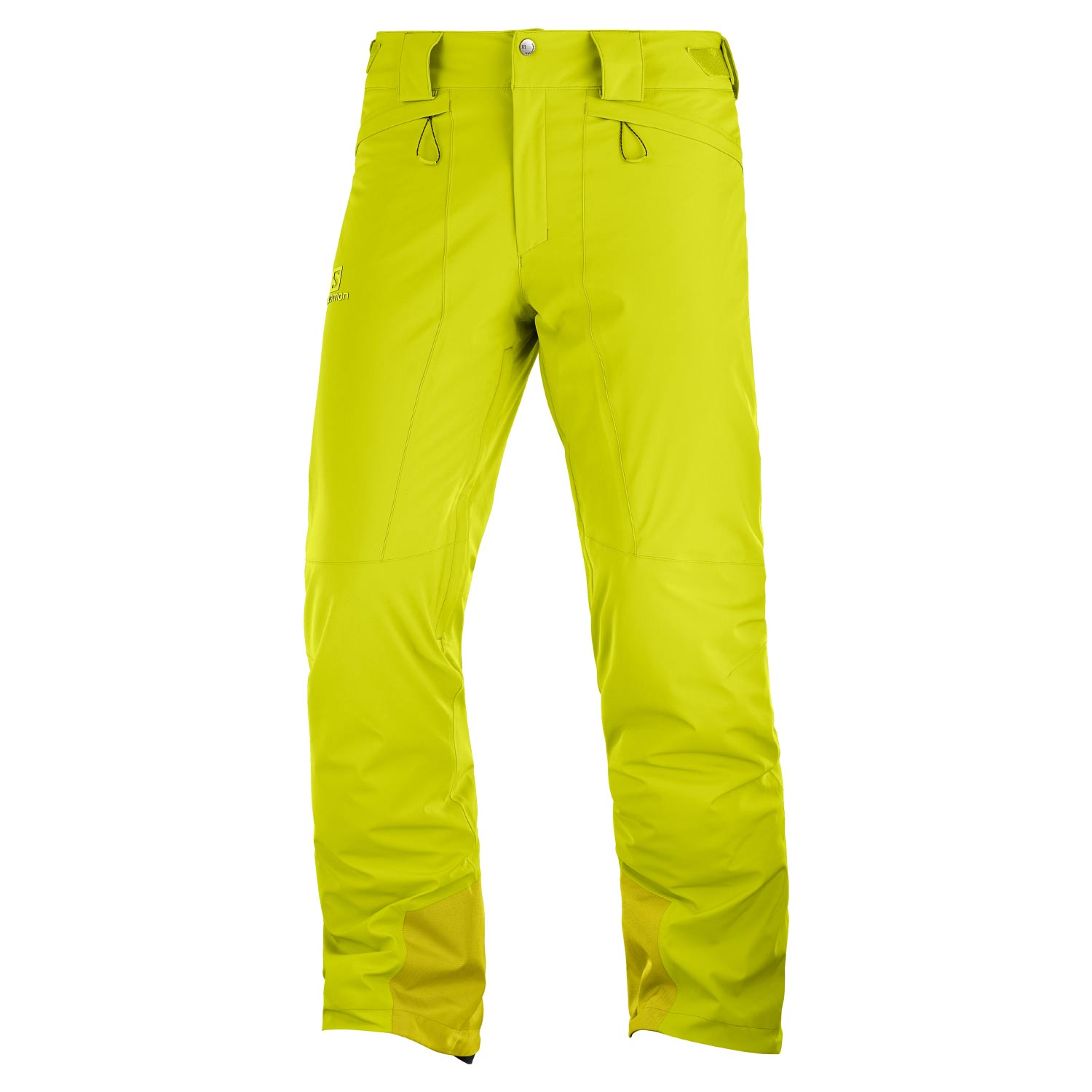 Salomon Icemania Pant Citronelle 2020