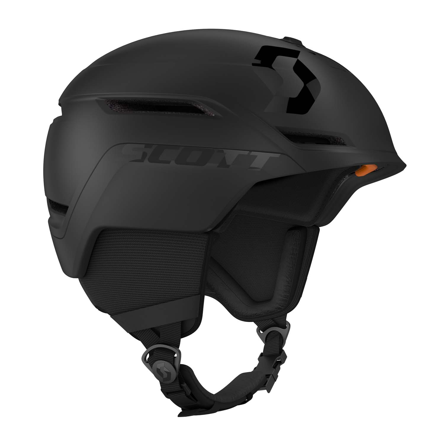 Scott Symbol 2 Plus D Helmet Black 2020