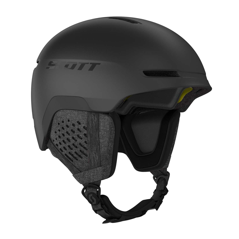 Scott Track Plus Helmet Black 2020
