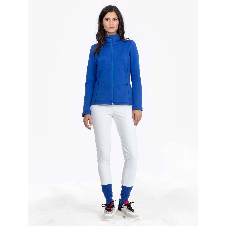Poivre Blanc Stretch Fleece True Blue 2020