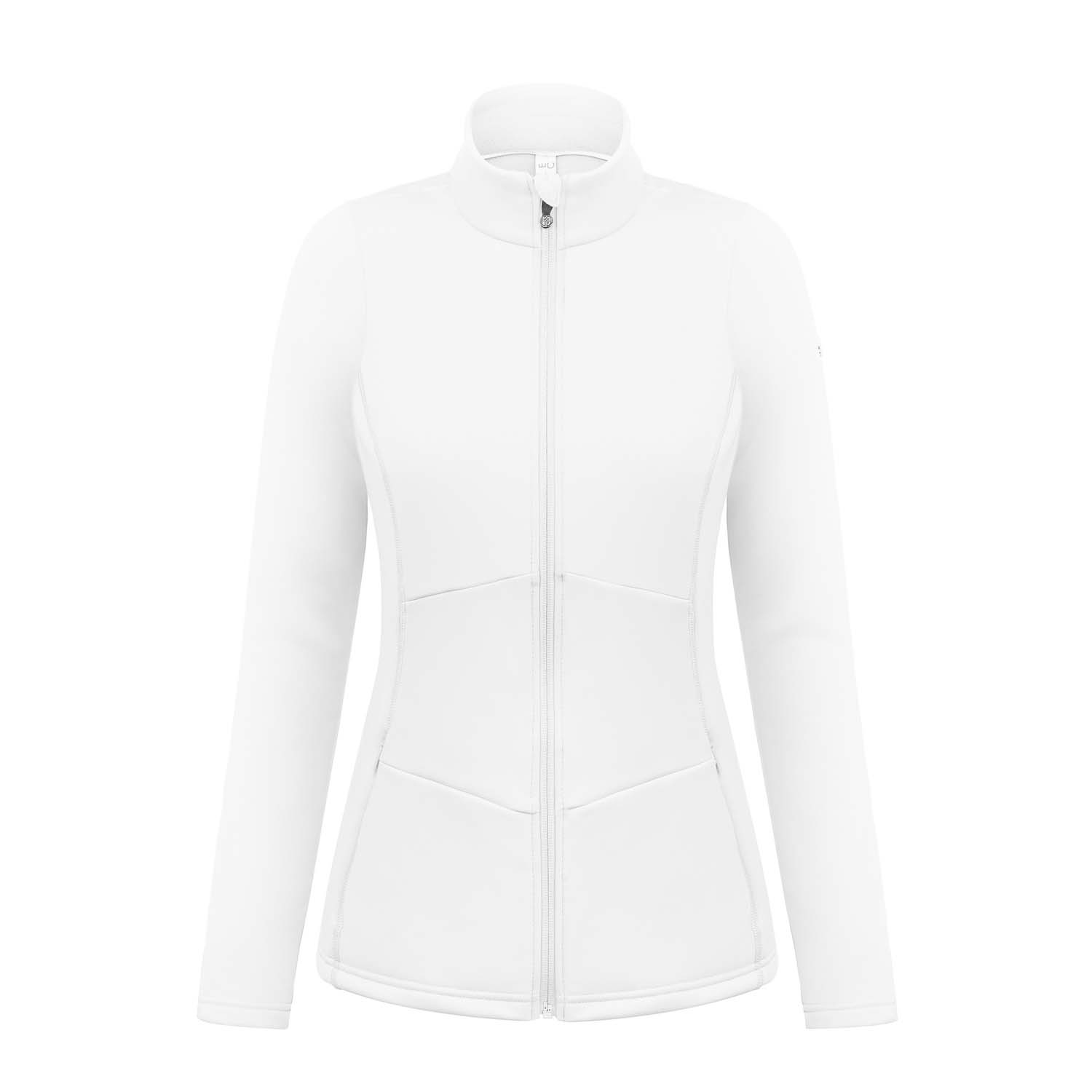Poivre Blanc Stretch Fleece White 2020