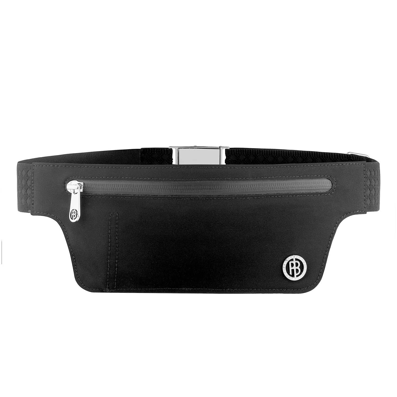 Poivre Blanc Slim Belt Bag Black 2020