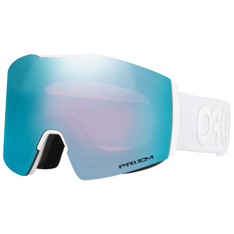 Oakley Fall Line XL Goggle Factory Pilot Whiteout/Prizm Snow Sapphire Iridium 2020