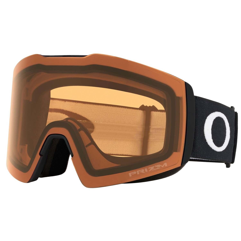 Oakley Fall Line XL Goggle Matte Black/Prizm Persimmon 2020