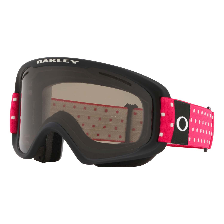 Oakley O Frame 2 0 Pro XM Goggle Blockography Grey Pink/Dark Grey Persimmon 2020