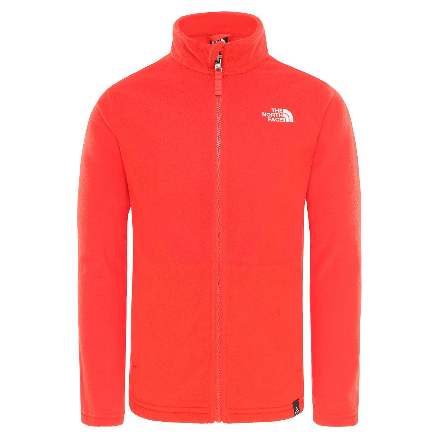 North Face Snowquest Jacket Fiery Red 2020