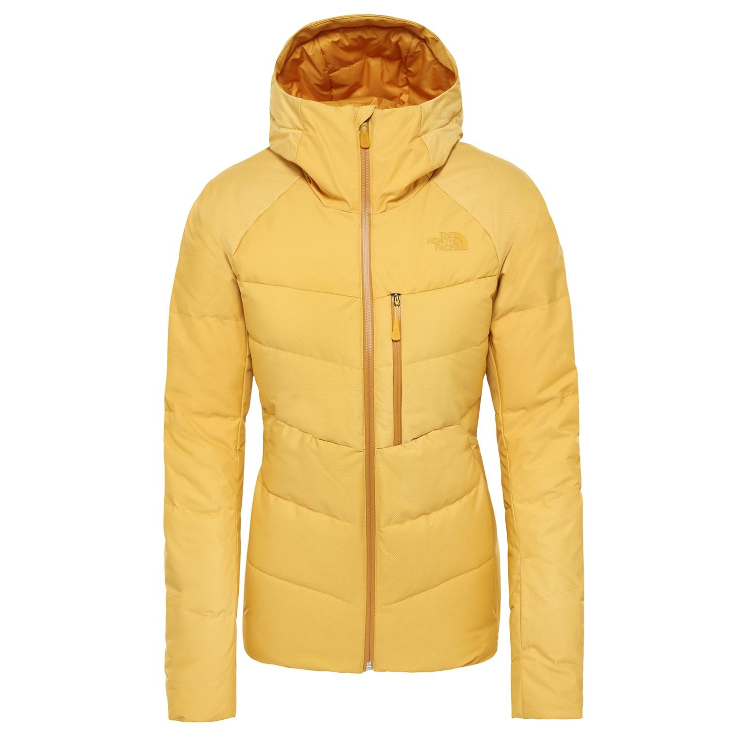 North Face Heavenly Down Jacket Golden Spice 2020