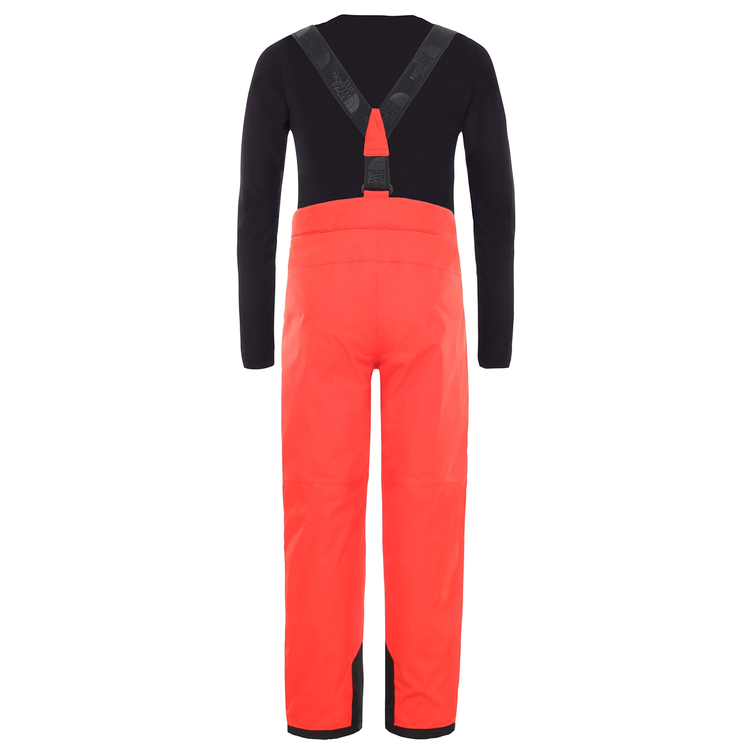 North Face SnowQuest Suspender Plus Pant Fiery Red 2020
