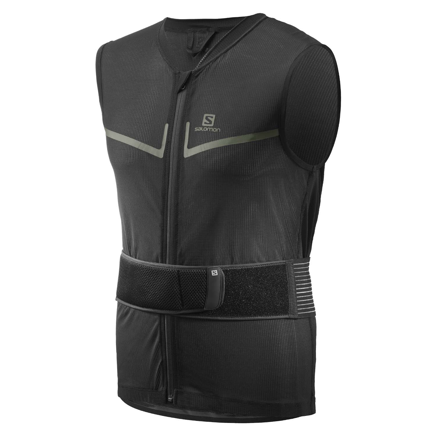 Salomon Flexcell Light Vest Back Protector Black 2020