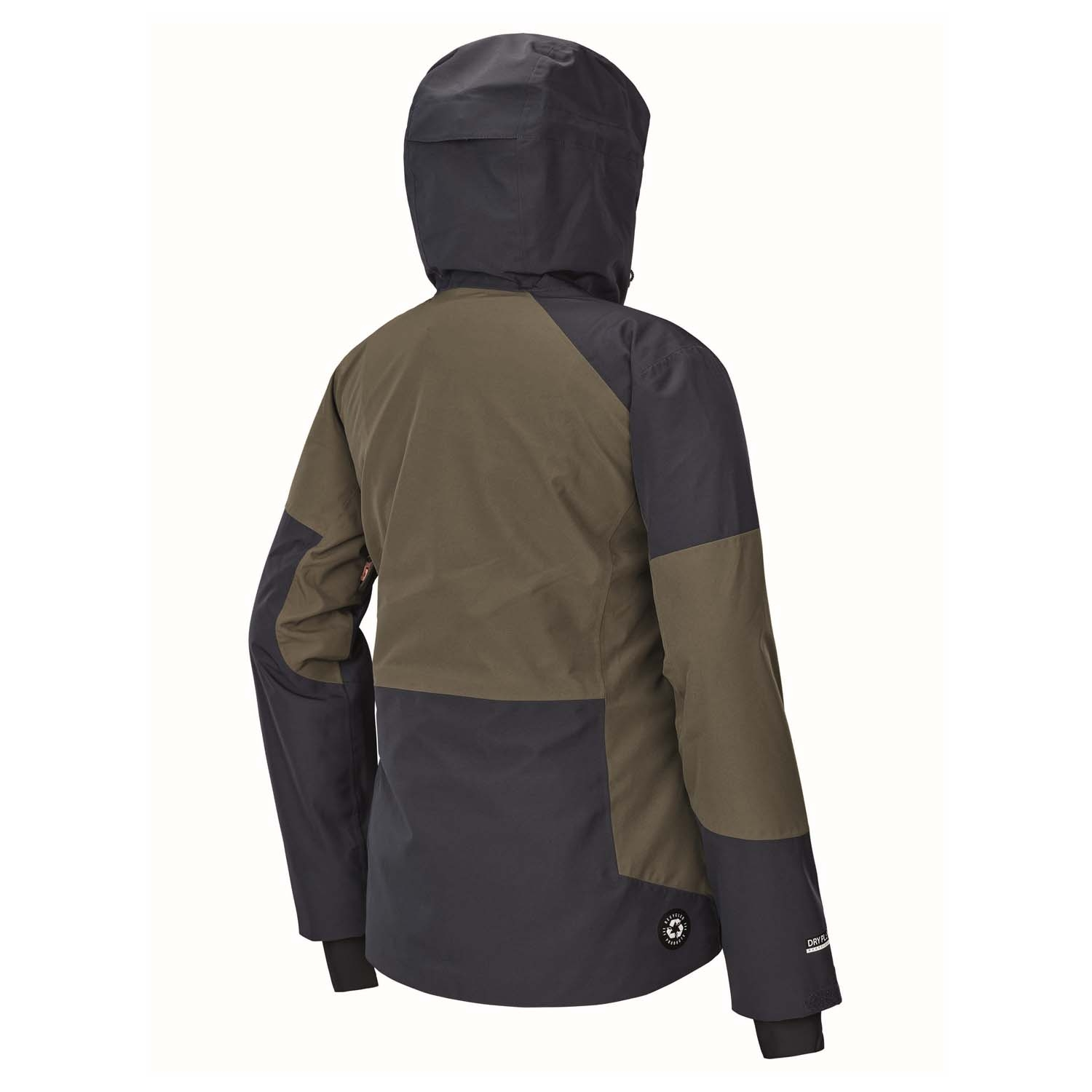 Picture Expedition Seen Jacket Dark Army Green 2020