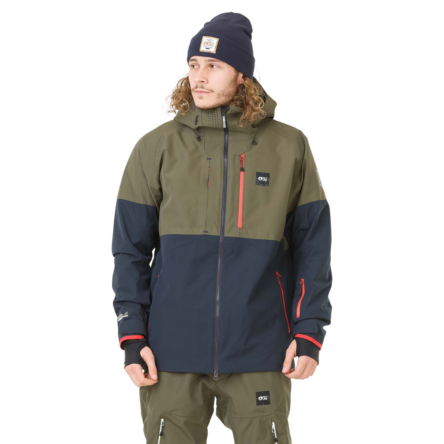 Picture Expedition Stone Jacket Dark Army Green 2020