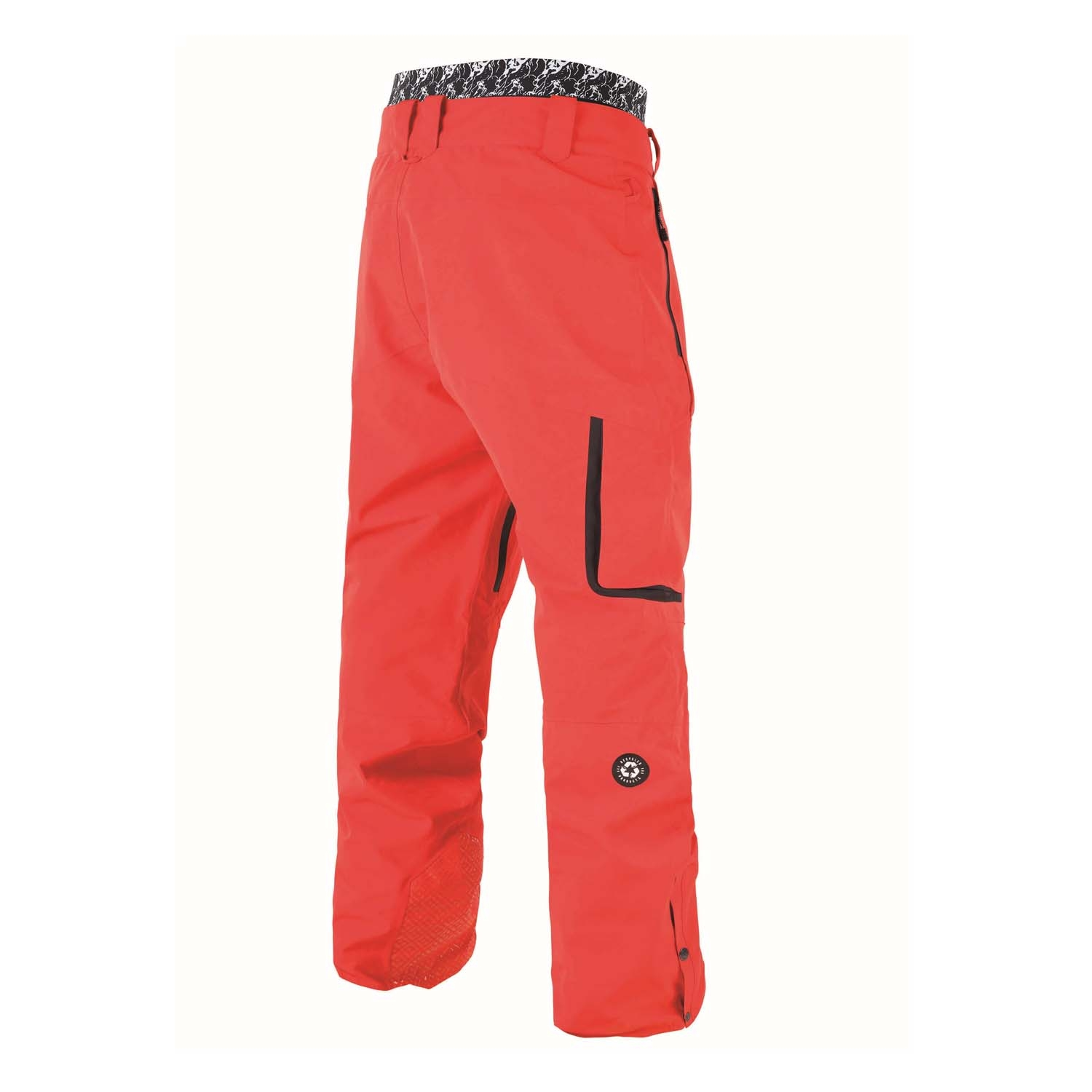 Picture Expedition Track Pant Red 2020