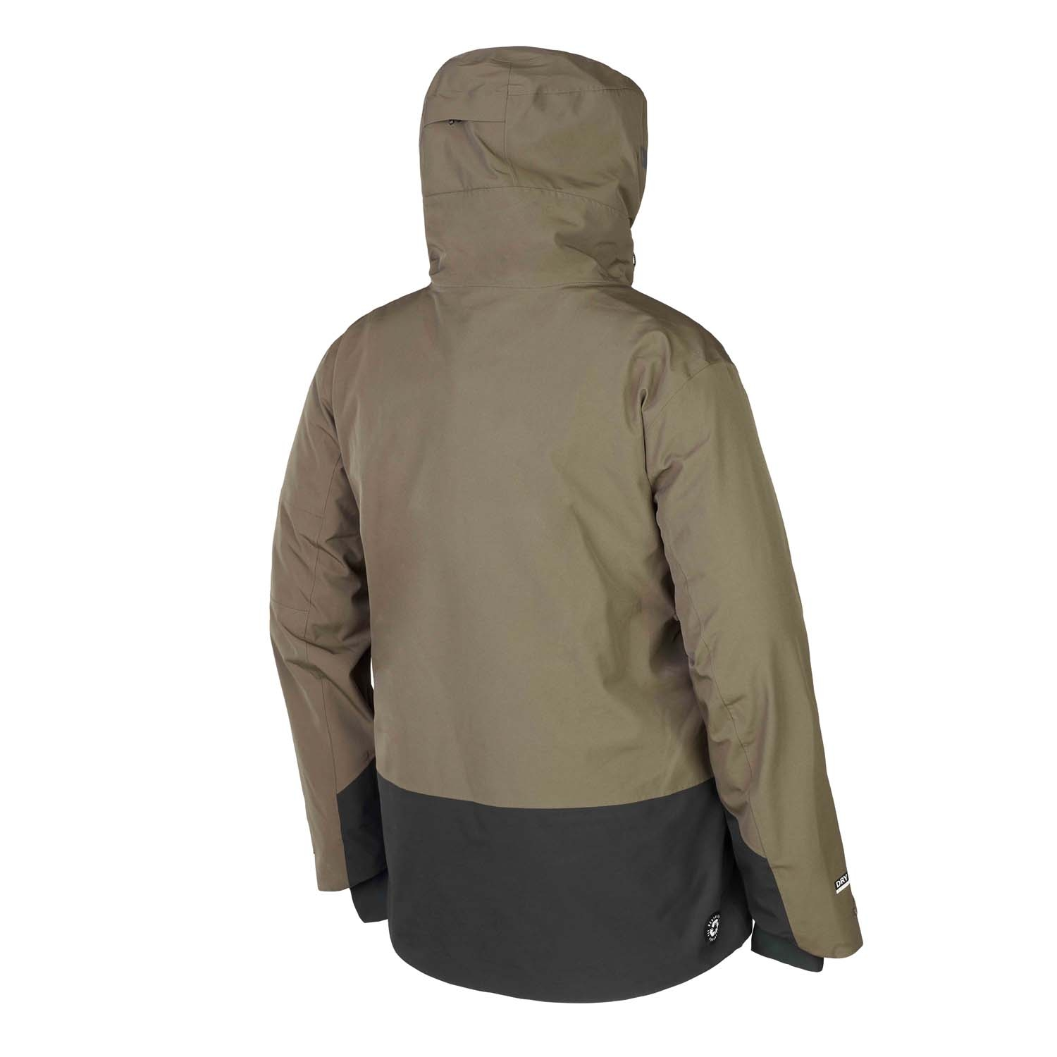 Picture Expedition Track Jacket Dark Army Green 2020