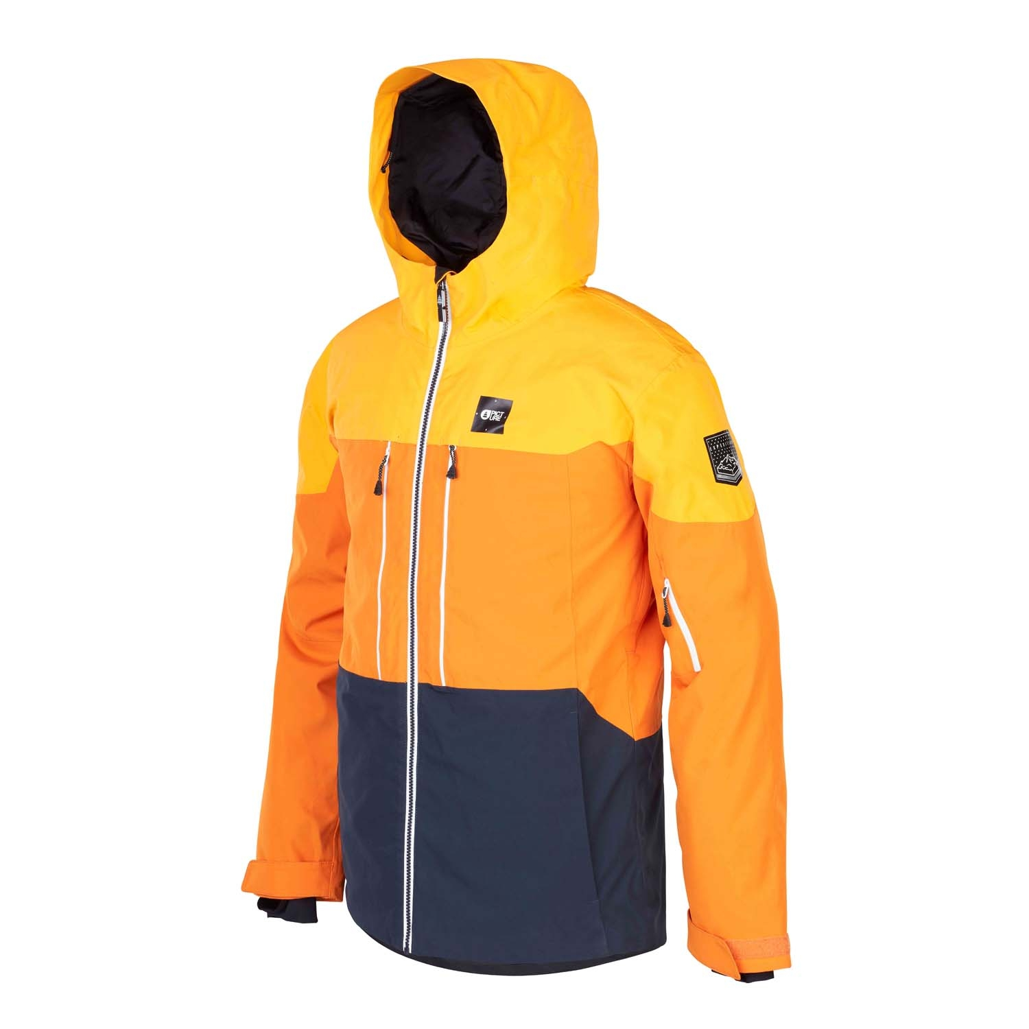 Picture Expedition Object Jacket Yellow 2020