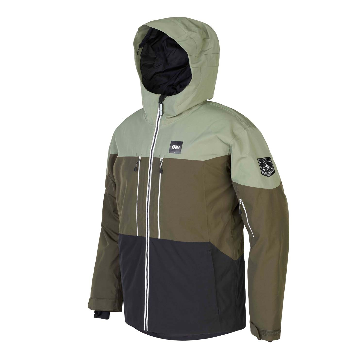 Picture Expedition Object Jacket Dark Army Green 2020
