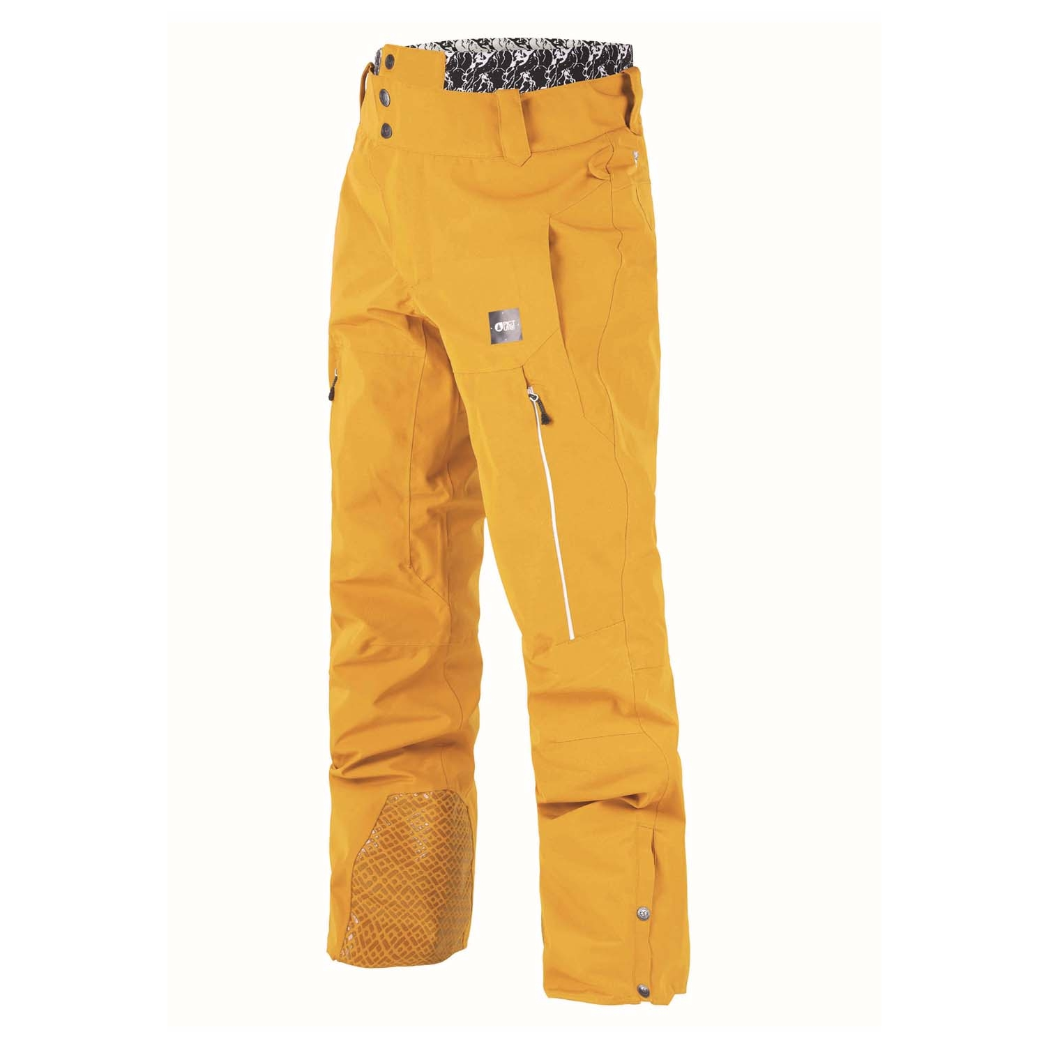 Picture Expedition Object Pant Yellow 2020