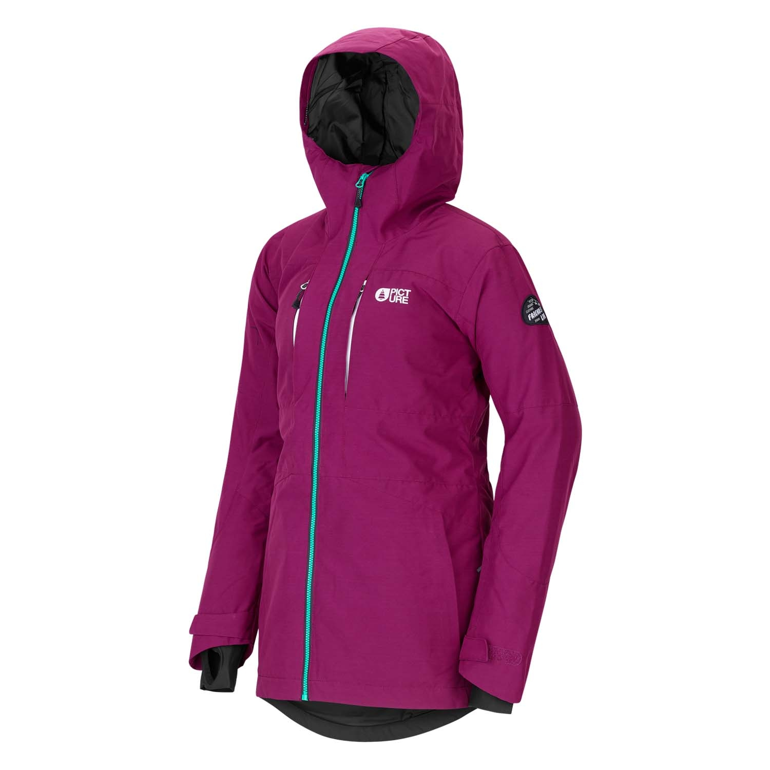 Picture Friends Apply Jacket Raspberry 2020