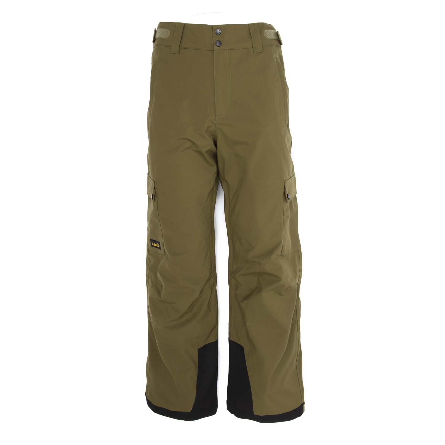 Planks Good Times Insulated Pant Army Green 2020