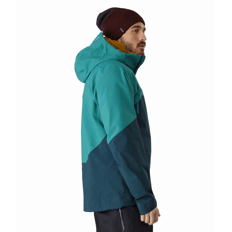 Arcteryx Rush Mens Jacket Orbit Green 2020