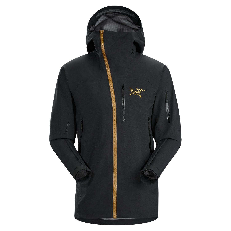 Arcteryx Sidewinder Mens Jacket 24K Black 2020