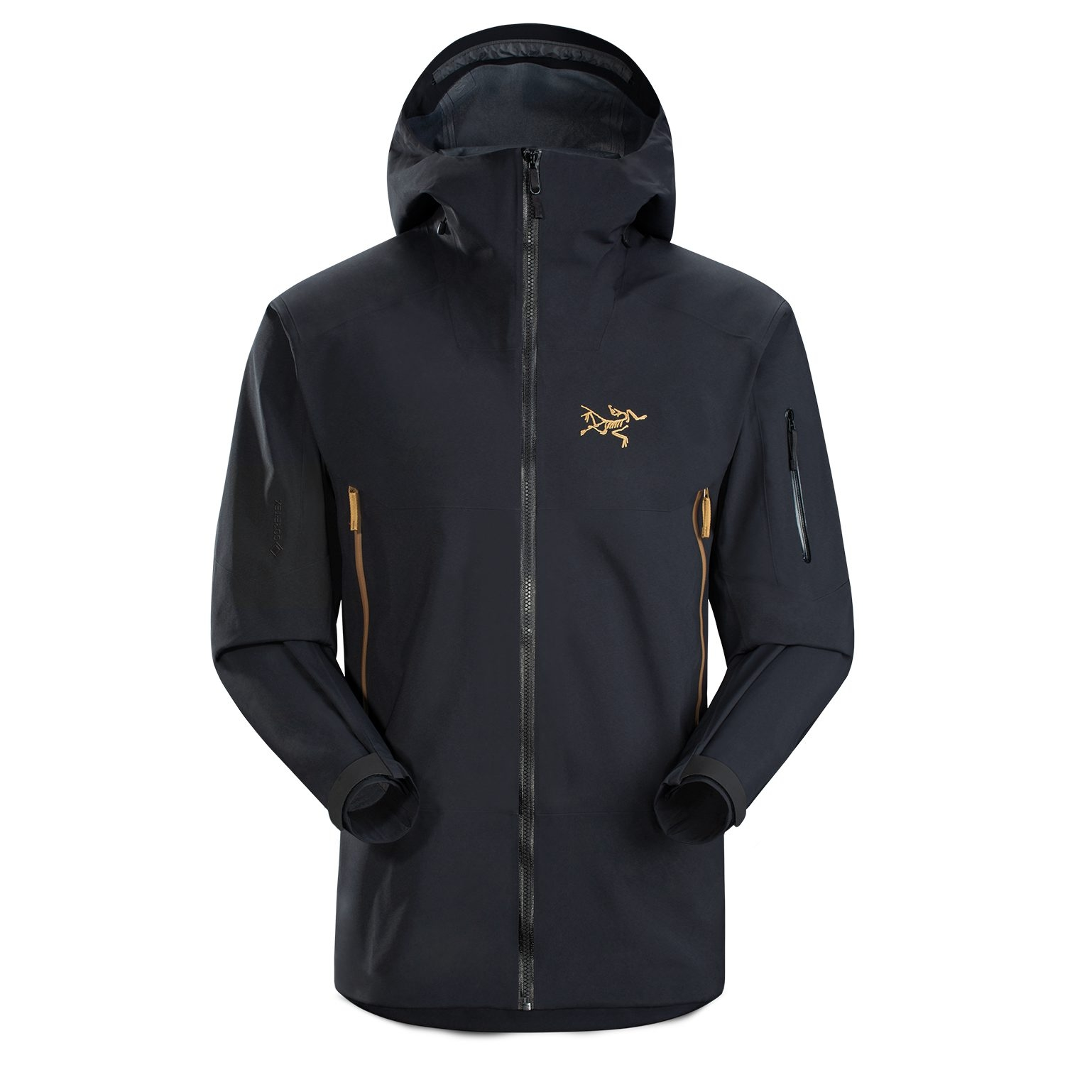 Arcteryx Sabre Mens Jacket 24K Black 2020