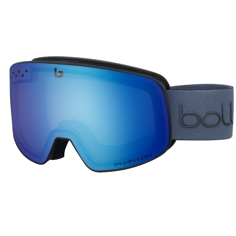 Bolle Nevada Goggle Matte Black Diagonal Phantom 2020