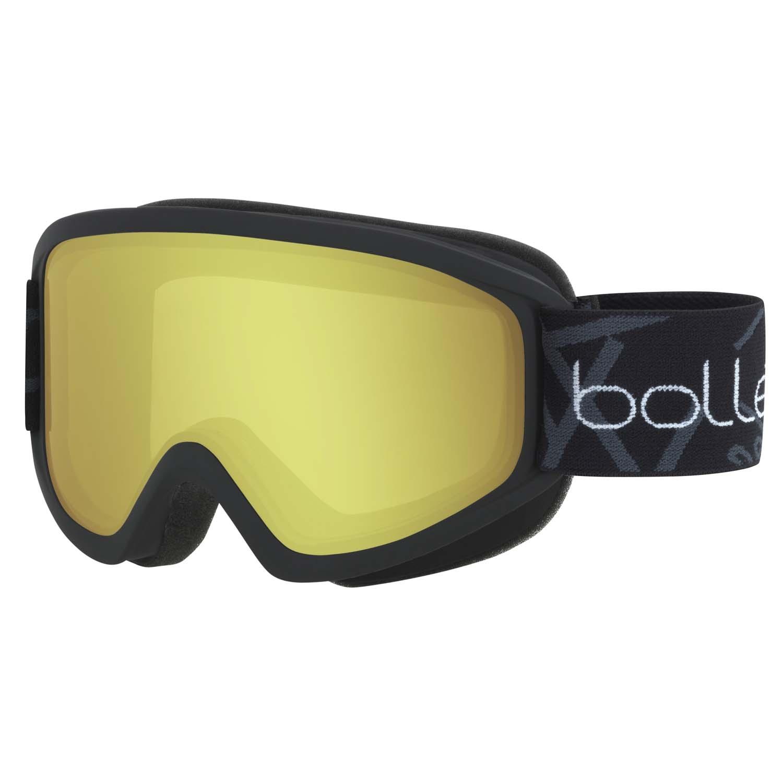 Bolle Freeze Goggle Matte Black/Lemon 2020