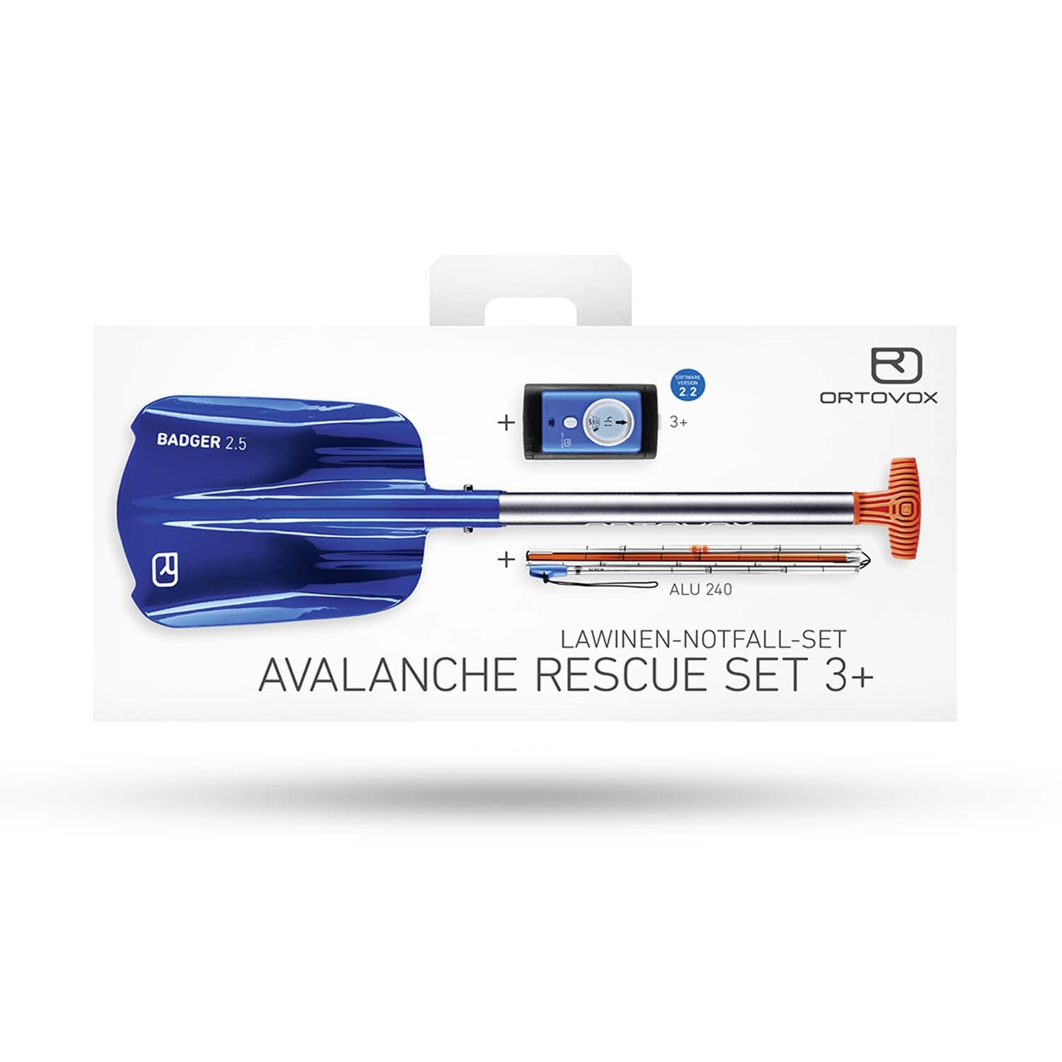 Ortovox Avalanche Rescue Kit 3+ 2020