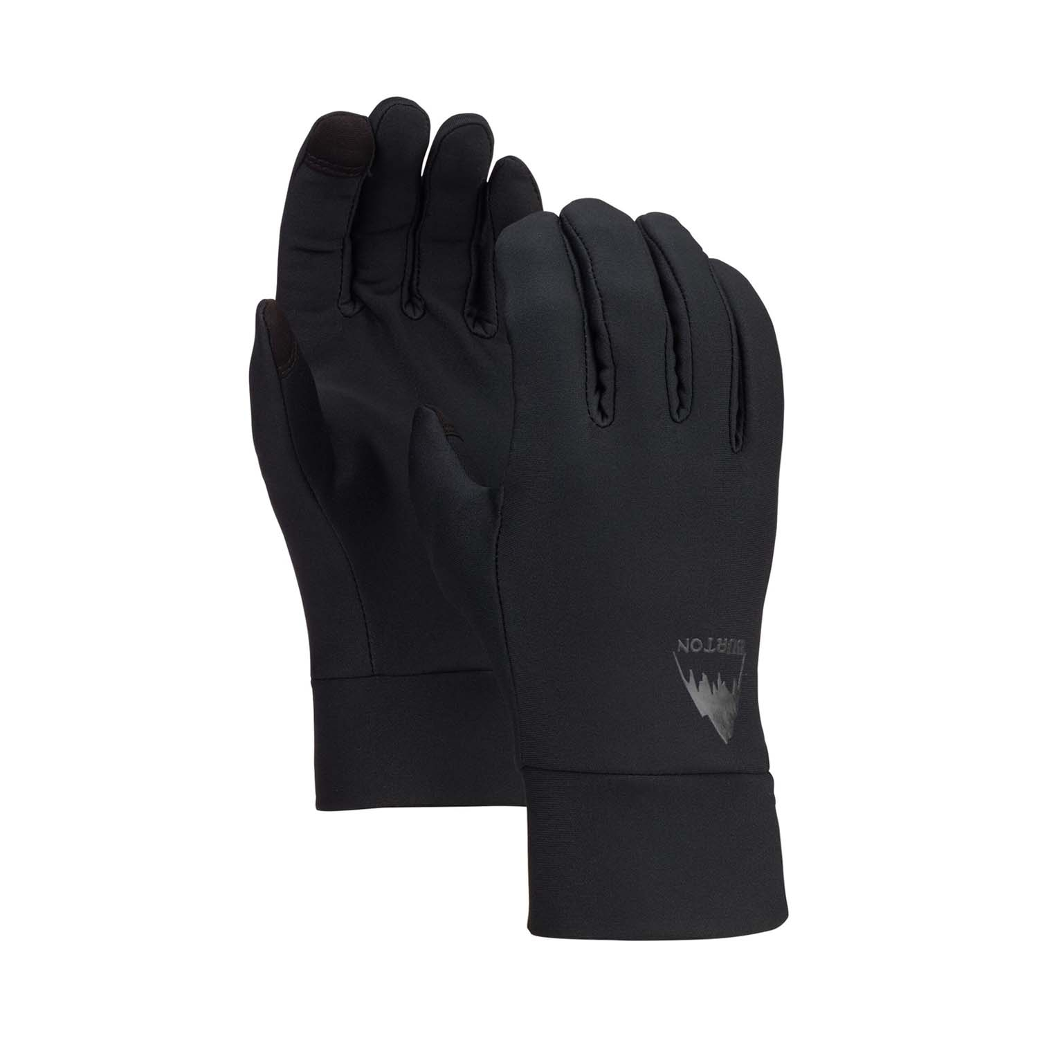 Burton Womens Deluxe Gore-Tex Mitt True Black 2020