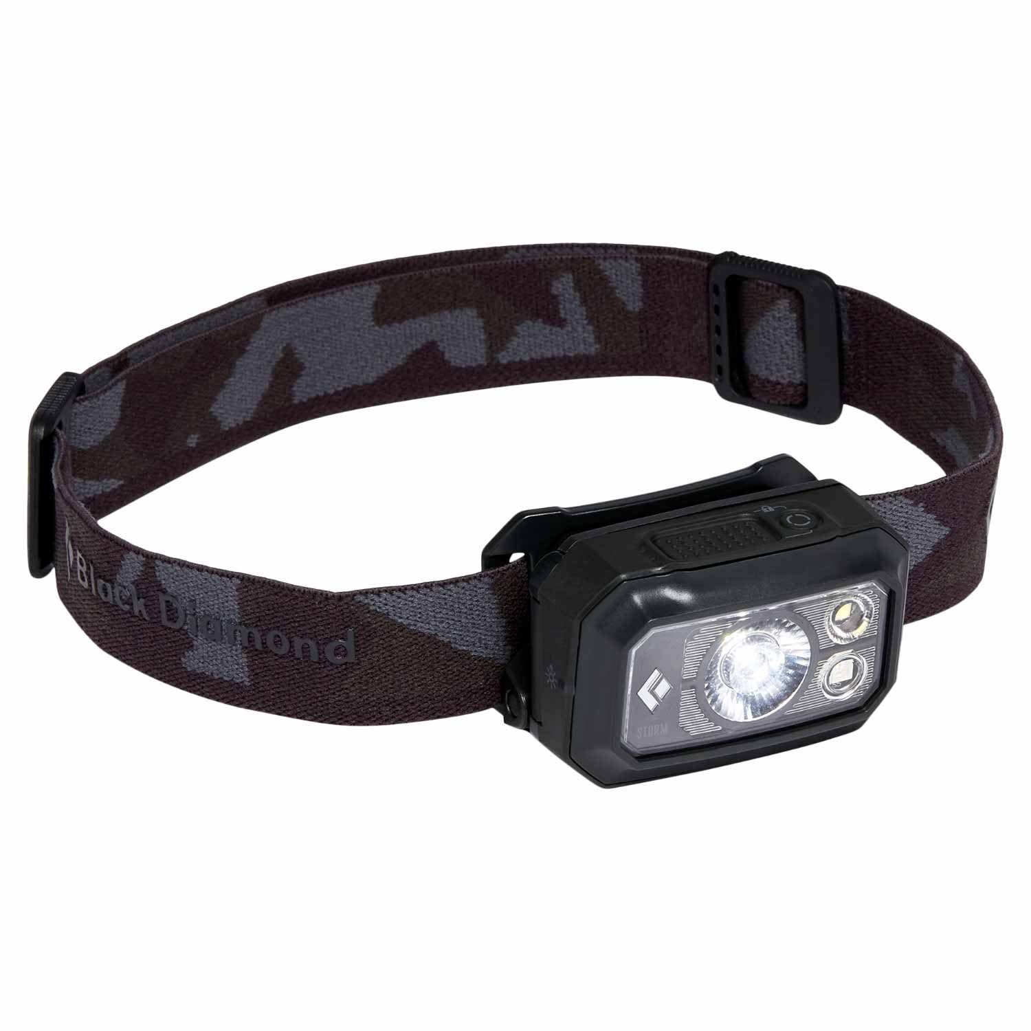 Black Diamond Storm 375 Headlamp Black 2020
