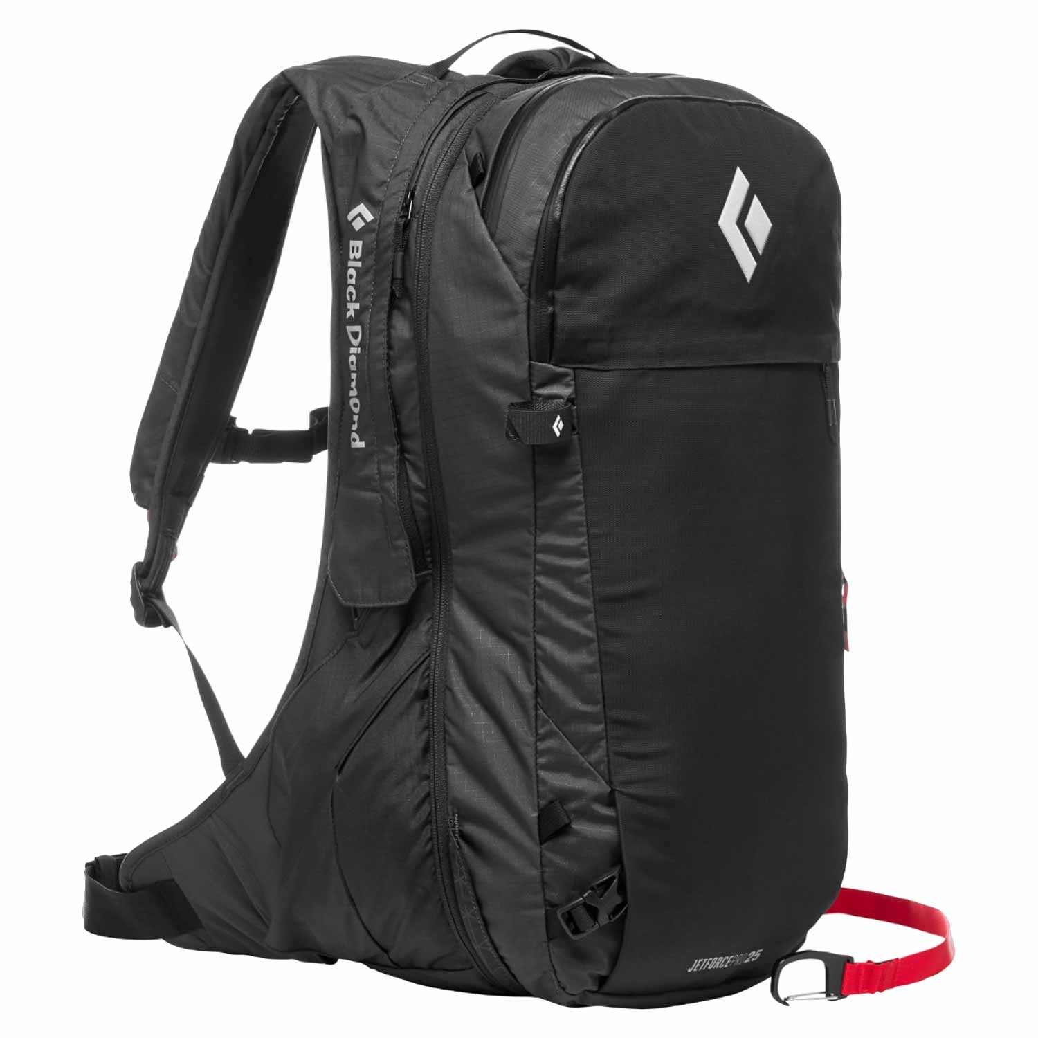 Black Diamond Jetforce Pro 25L Pack Avalanche Airbag Black 2020