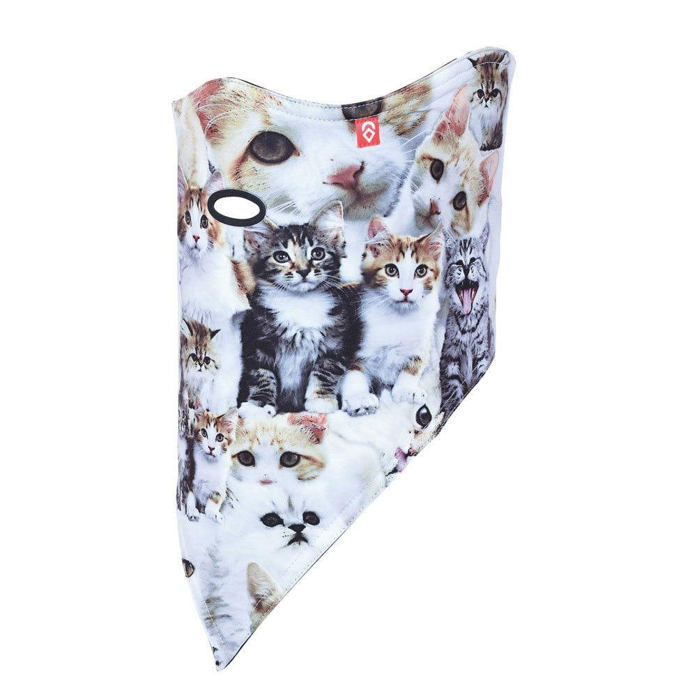 Airhole Facemask Standard 2 Layer Meow 2018