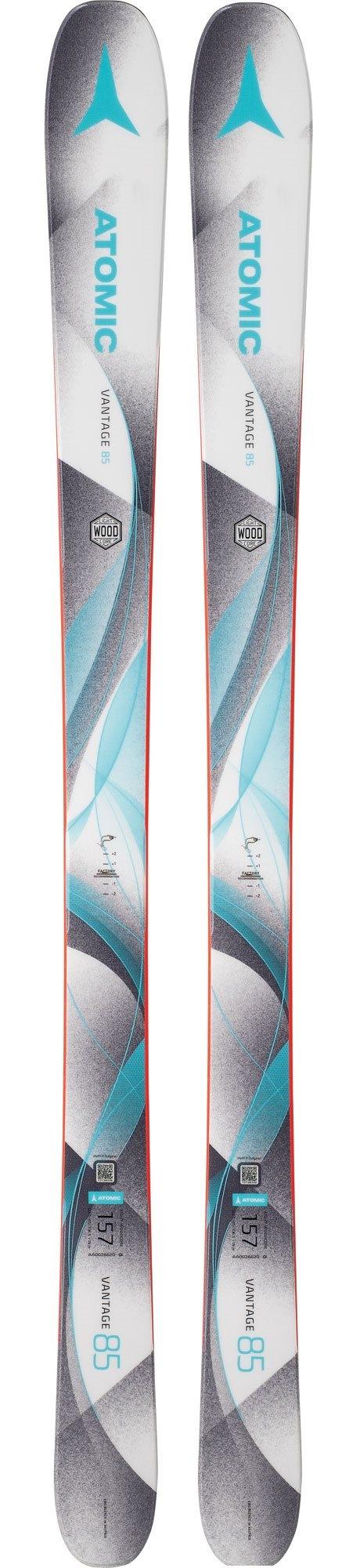 Atomic Vantage 85 Womens Ski 2018 - Snowtrax Store 5e2af02842