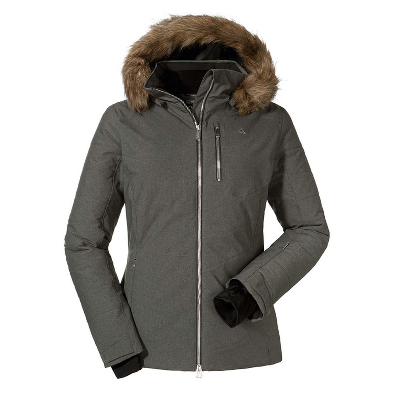 Schoffel Planica Ski Jacket Asphalt 2020