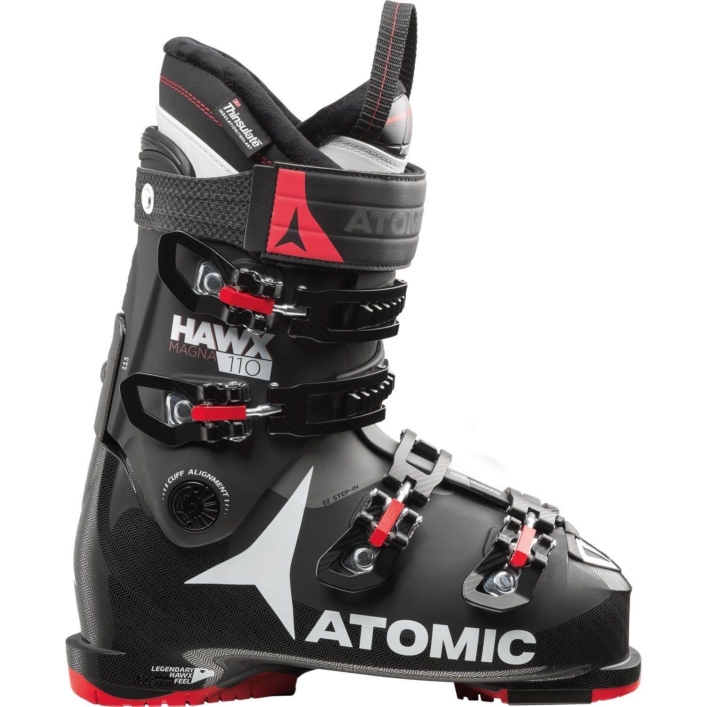 Atomic Hawx Magna 110 Ski Boot Black / Red 2018