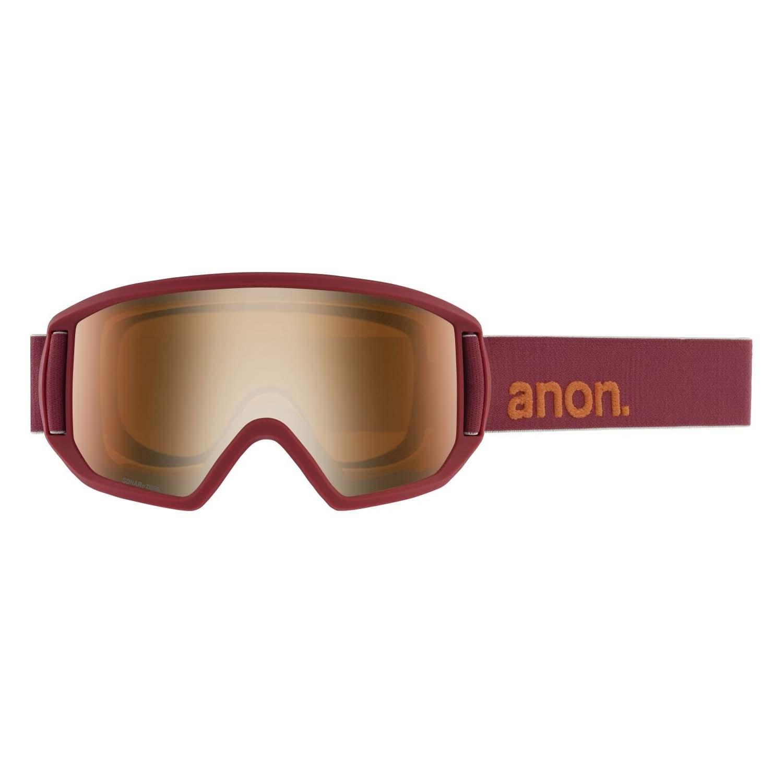 Anon Relapse Goggle Maroon Sonar Bronze 2020