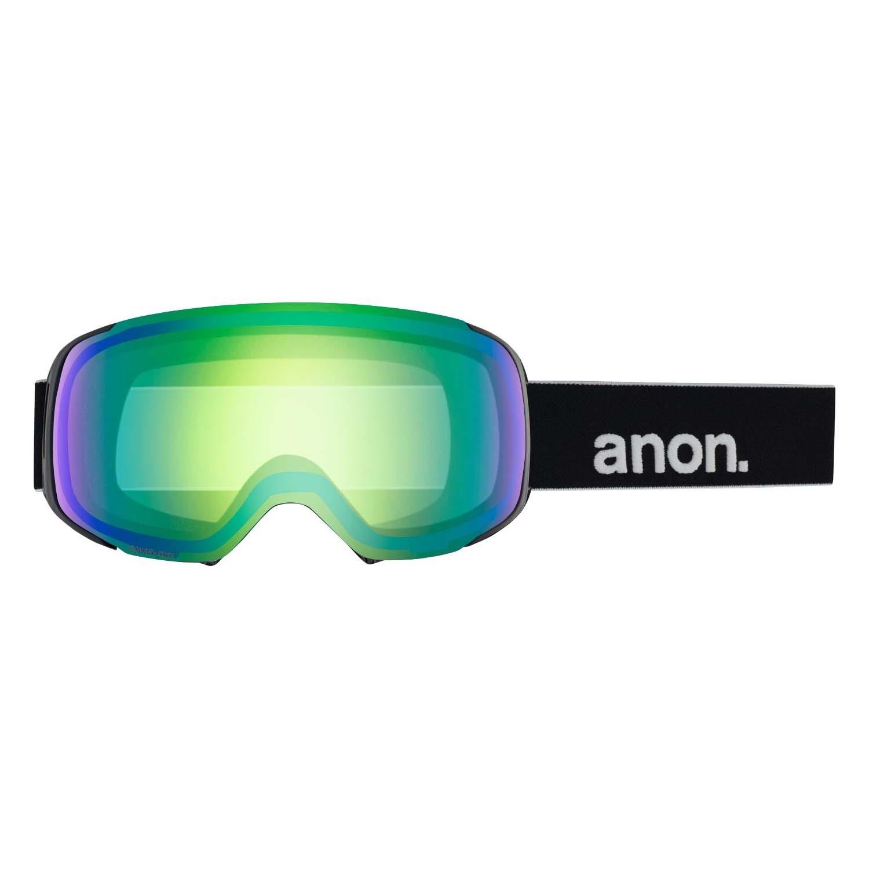 Anon M2 Goggle Black/Sonar Green 2020